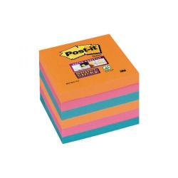 Cheap Stationery Supply of Post-it Super Sticky Notes 76x76mm Bangkok (Pack of 6) 654-6SS-EG Office Statationery