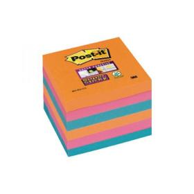 Post-it Super Sticky Notes 76x76mm Bangkok (Pack of 6) 654-6SS-EG