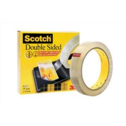 Cheap Stationery Supply of Scotch Artists Double Sided Tape 50mm x 33m Pack of 12 with Liner for Mounting and Holding DS5033 Office Statationery