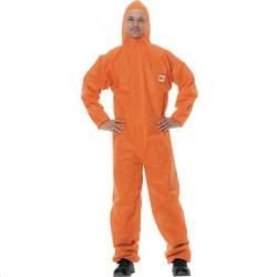 Cheap Stationery Supply of 3M Coverall Size Extra Extra Large Orange 4515XXL 4515XXL Office Statationery