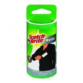 3M Scotch-Brite Lint Roller Refill 30 Sheet 836RP-30EU