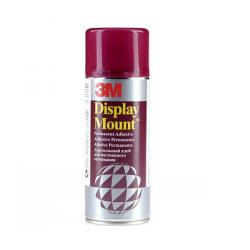 Cheap Stationery Supply of 3M DisplayMount Heavy Duty Contact Adhesive 400ml DMOUNT Office Statationery