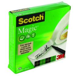 Cheap Stationery Supply of Scotch Magic Tape 810 12mm x 66m (Pack of 2) 8101266 Office Statationery