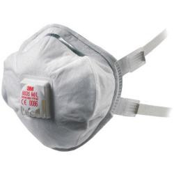 Cheap Stationery Supply of 3M 8835 Respirator FFP3 Valved 8835 Pk 5 GT500075145 Office Statationery