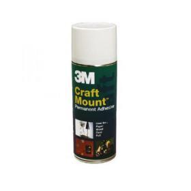 3M CraftMount Aerosol Bonding Adhesive 400ml ARTHOBBY