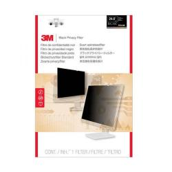 Cheap Stationery Supply of 3M 24in Widescreen 16:10 Desktop Framed Privacy Filter PF324W Office Statationery