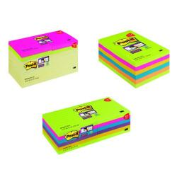 Cheap Stationery Supply of Post-it Super Sticky Bundle with Free Voucher 3M811288 Office Statationery