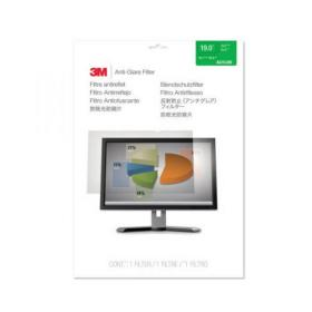 3M Frameless Anti-Glare Filter For Desktops 19in Widescreen 16:10 AG19.0W
