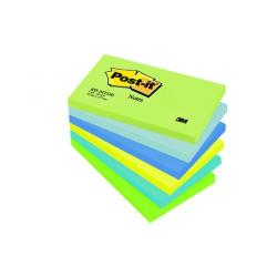 Cheap Stationery Supply of Post-it Notes 76 x 76mm Dream Colours (Pack of 6) 654MT Office Statationery