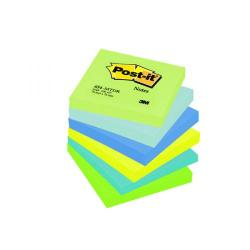 Cheap Stationery Supply of Post-it Notes 76 x 127mm Dream Colours (Pack of 6) 655MT Office Statationery