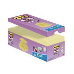 Cheap Stationery Supply of Post-it Super Sticky 7x76mm Z-Notes C Yel (Pack of 20) R330-SSCY-VP20 Office Statationery