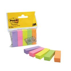 Cheap Stationery Supply of Post-it Page Markers Repositionable Assorted (Pack of 500) 670-5 Office Statationery
