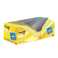 Cheap Stationery Supply of Post-it Notes 76 x 76mm Canary Yellow (Pack of 20) 654CY-VP20 Office Statationery
