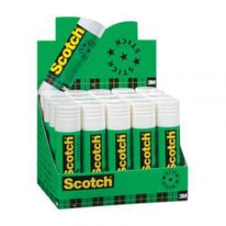 Cheap Stationery Supply of 3M Scotch Glue Stick 36gm 6236D12 6236D12 Office Statationery
