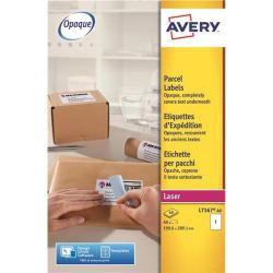 Cheap Stationery Supply of Avery L7167-40 (199.6 x 289.1mm) Address Labels with BlockOut Technology (Pack of 40 Labels) L7167-40 Office Statationery