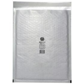 Jiffy Airkraft Bag Bubble-lined Size 7 Peel and Seal 340x445mm White Ref JL-AMP-7-10 Pack of 10