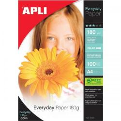 Cheap Stationery Supply of Apli Everyday Paper Glossy 180gsm A4 11475 100 Sheets Office Statationery