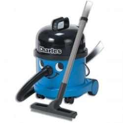 Cheap Stationery Supply of Numatic Charles Vacuum Cleaner Wet & Dry 1060W 15L Dry 9L Wet 9Kg W360xD370xH510mm Blue 824615 Office Statationery
