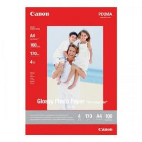 Canon GP-501 Photo Inkjet Paper Glossy 210gsm A4 Ref 0775B001 100 Sheets