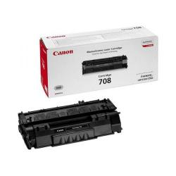Cheap Stationery Supply of Canon 708 Black (Yield 2,500 Pages) Toner Cartridge 0266B002 Office Statationery
