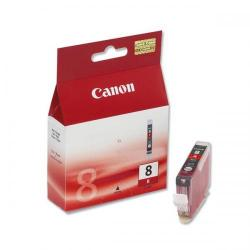 Cheap Stationery Supply of Canon CLI-8R (Yield: 420 Pages) Red Ink Cartridge 0626B001 Office Statationery