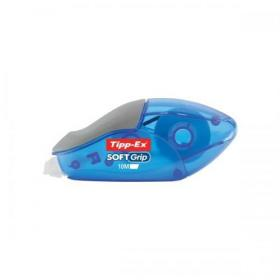 Tipp-Ex Soft Grip Correction Tape Roller 4.2mmx10m Ref 895933 Pack of 10