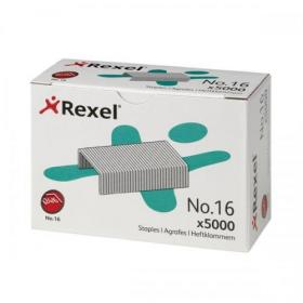 Rexel 16 Staples 6mm Ref 06010 Pack of 5000