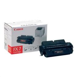 Cheap Stationery Supply of Canon FX7 Black (Yield 4,500 Pages) Fax Toner Cartridge 7621A002 Office Statationery