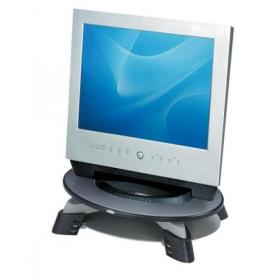 Fellowes Monitor Riser for TFT LCD 76-114mm Capacity 17inch/14kg W426xD289xH121mm Grey Charcoal Ref 91450