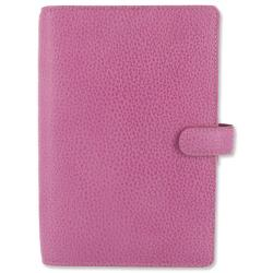Cheap Stationery Supply of Filofax Finsbury Personal Organiser (95mm x 171mm) Pink 025315 Office Statationery