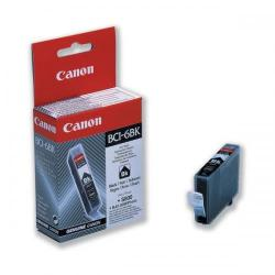 Cheap Stationery Supply of Canon BCI-6BK Inkjet Cartridge Page Life 2000pp Black 4705A002 Office Statationery