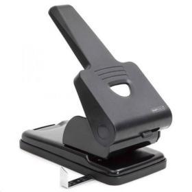 Rapesco 865P Punch Extra Heavy-duty 2-Hole Capacity 63x 80gsm Black Ref 1163