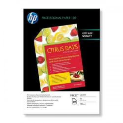 Cheap Stationery Supply of Hewlett Packard HP Professional Inkjet Paper Double-sided Glossy 180gsm A4 C6818A 50 Sheets Office Statationery