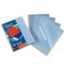 GBC Binding Covers Polypropylene Recyclable 200 micron A4 Frosted Ref 210056E Pack of 100