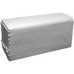 Cheap Stationery Supply of Hand Towels C-Fold 2 Ply 230x310mm Sleeve of 200 Towels White Office Statationery