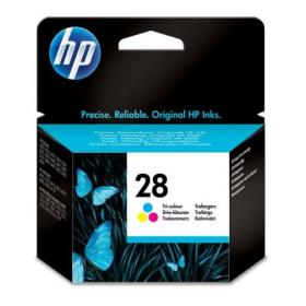 Hewlett Packard HP No.28 Inkjet Cartridge Page Life 240pp 8ml Tri-Colour Ref C8728AE