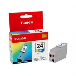 Cheap Stationery Supply of Canon BCI-24C (Colour) Ink Cartridge 6882A002 Office Statationery