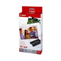 Cheap Stationery Supply of Canon CP100 Ink and Paper Photo Set 36 Sheets 102x152mm Colour 7737A001AH Office Statationery