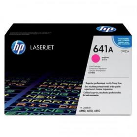 HP 641A Laser Toner Cartridge Page Life 8000pp Magenta Ref C9723A