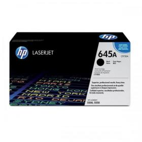 Hewlett Packard HP 645A Laser Toner Cartridge Page Life 13000pp Black Ref C9730A