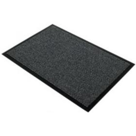 Doortex Advantagemat Door Mat for Dust & Moisture Polypropylene 900x1500mm Anthracite Ref FC49150DCBWV