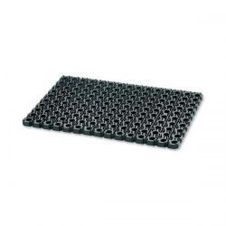 Cheap Stationery Supply of Doortex Octo Indoor/Outdoor Rubber Door Mat (Black) FC446220CBK Office Statationery