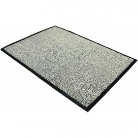 Doortex Advantagemat Door Mat Dust & Moisture Control Polypropylene 600x900mm Anthracite Ref FC46090DCBWV