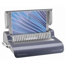 Cheap Stationery Supply of Fellowes Quasar 500 A4 Electric Comb Binder Office Statationery