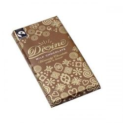 Cheap Stationery Supply of Divine Fairtrade (100g) Chocolate Milk Bar A06920 Office Statationery