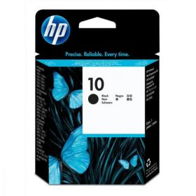 Hewlett Packard HP No.10 Inkjet Cartridge Page Life 2220pp 69ml Black Ref C4844A