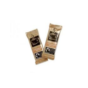 Fairtrade Caramelised Biscuits Individually-wrapped Portions Ref NST544 Pack of 300