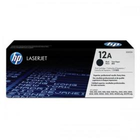 HP 12A Laser Toner Cartridge Page Life 2000pp Black Ref Q2612A