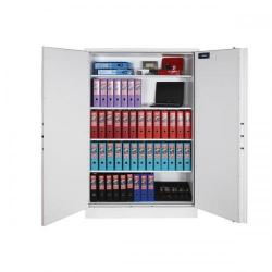 Cheap Stationery Supply of Phoenix Firechief Security Cupboard Fire Resistant 817 Litre Capacity 200kg W1250xD520x1950mm FS1654K Office Statationery