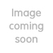 Avery (18L) Oval Flat-Backed Waste Bin with Removable Rim (Blue) DR500BLUE